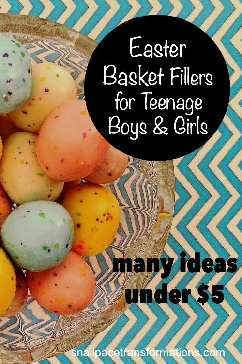 Easter basket gift ideas for teenage boys and girls easter easter basket gift ideas for teenage boys and girls negle Gallery