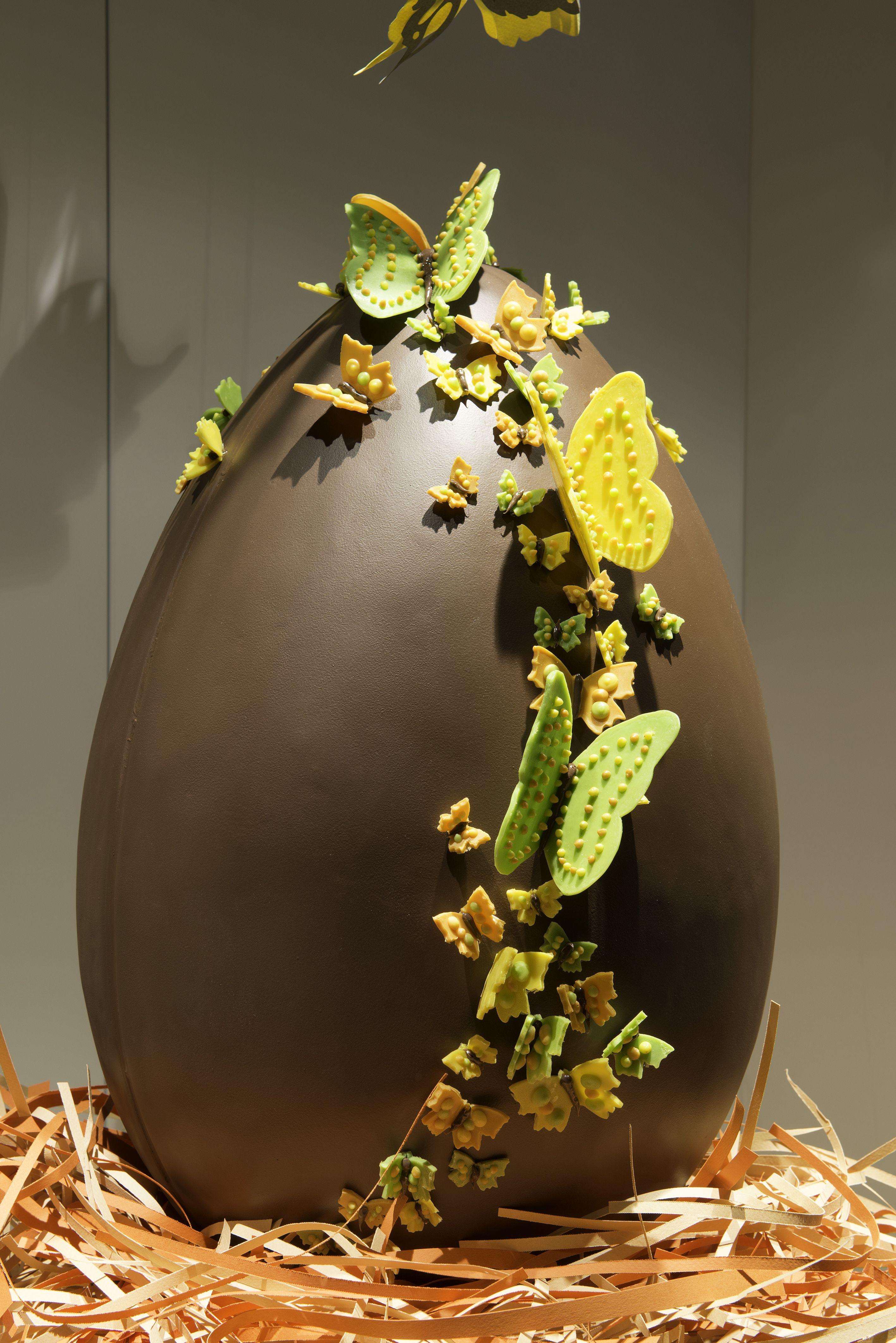 Take a stroll past harrods to see our giant easter egg in the take a stroll past harrods to see our giant easter egg in the window negle Image collections
