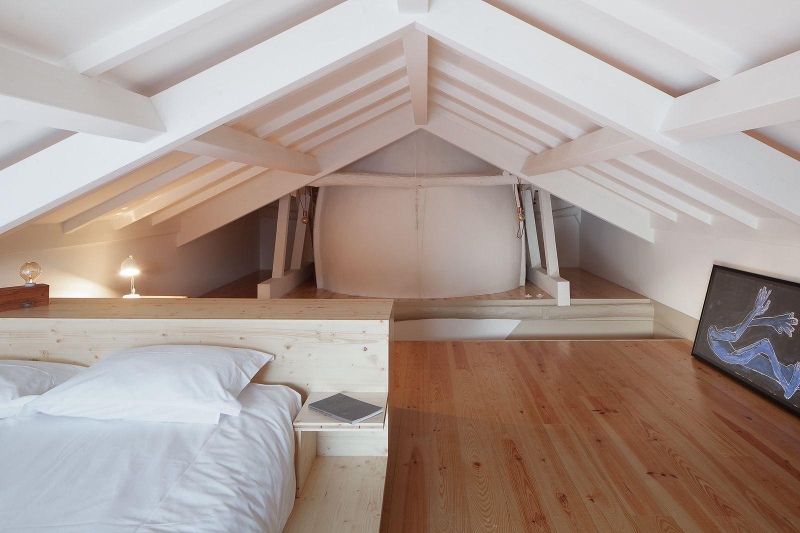 Come ricavare una camera da letto nel sottotetto | Verona and Room
