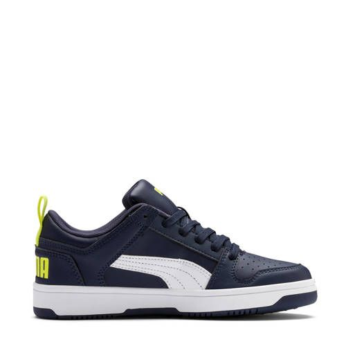 Puma Rebound Layup Lo SL Jr sneakers witzwartrood