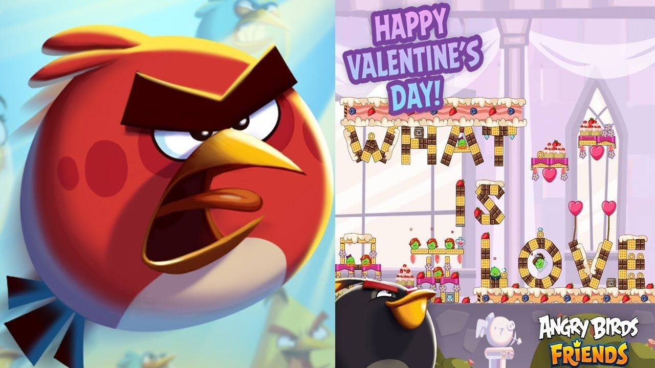 Angry Birds Friends Valentine S Day 2019 Tournament What Is