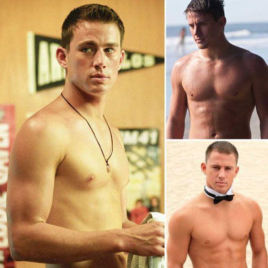 ผลการค้นหารูปภาพสำหรับ channing tatum shirtless movies