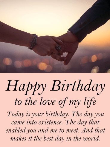 The Best Day - Happy Birthday Card for Husband | Birthday & Greeting Cards  by Davia | Birthday wish for husband, Happy birthday wishes quotes, Happy birthday  husband quotes