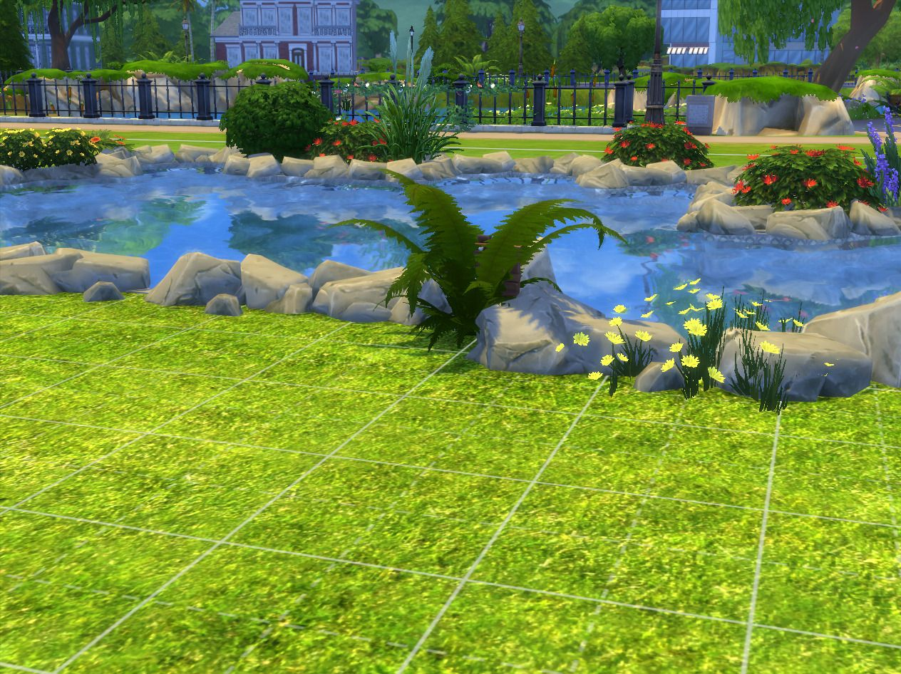 TUTORIAL HOW TO CREATE A FISHABLE SWIMMING POOL Warning