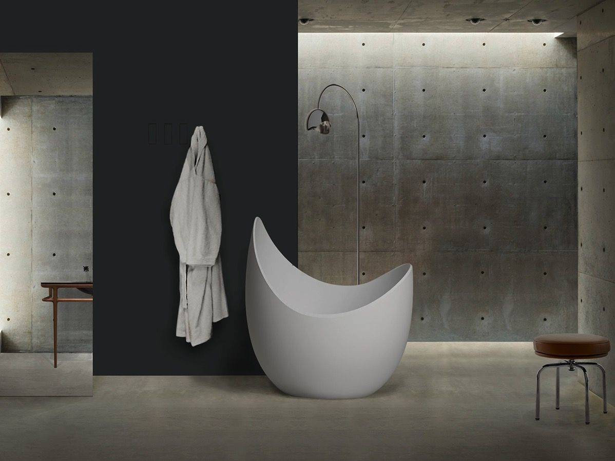 Attractive Cool Shape ;u003e Compact Form Meets Enormous Creativity. This Tub Is The  Perfect Shape