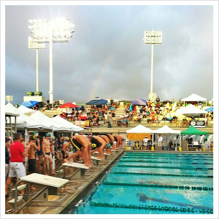 Prelims Of The Hawaii High School Athletic Association Swimming Championships At The University Of Hawaii Duke Kahanamok University Of Hawaii University Hawaii
