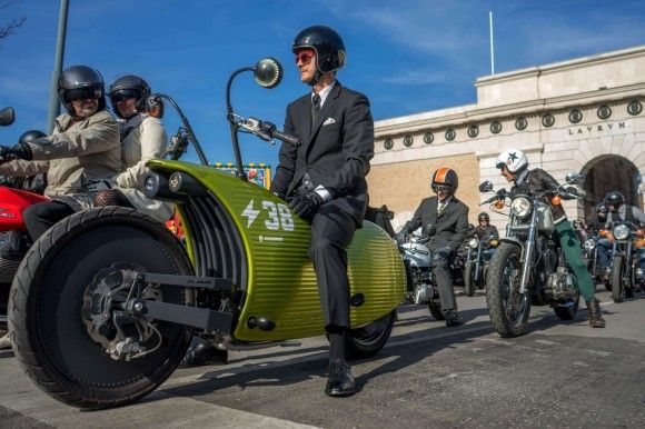 Distinguished Gentleman Ride - Wien