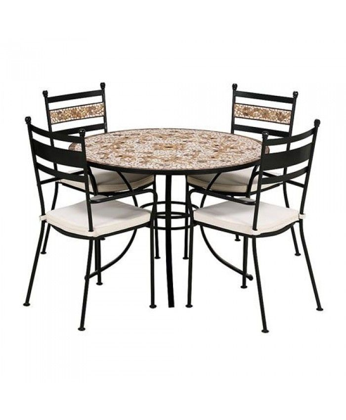Porto Round Grey And Glass And Alma Dining Set With Images