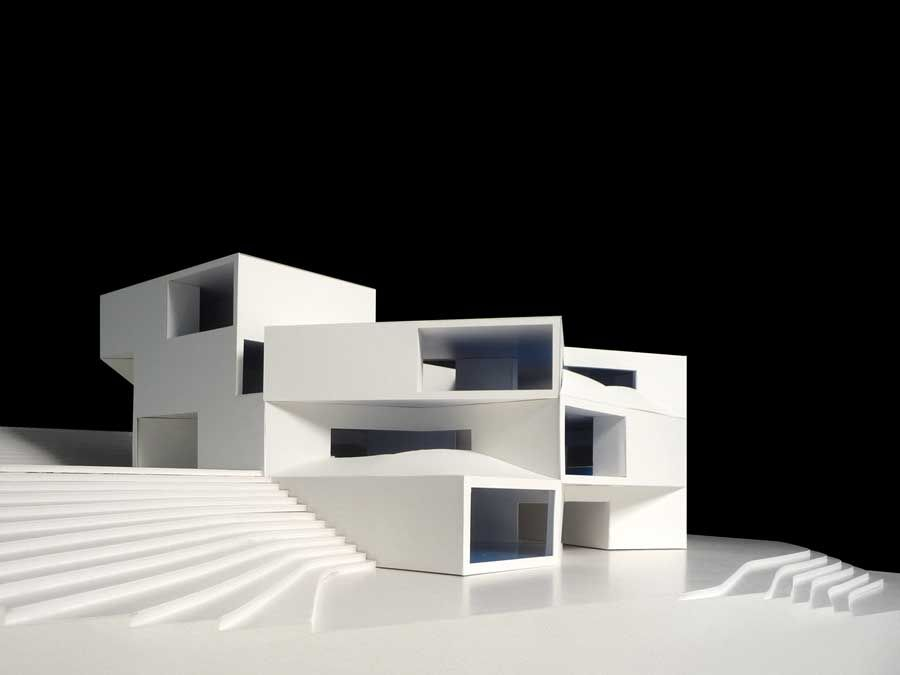 Cube Architecture Models Conceptualarchitecturalmodels Pinned By