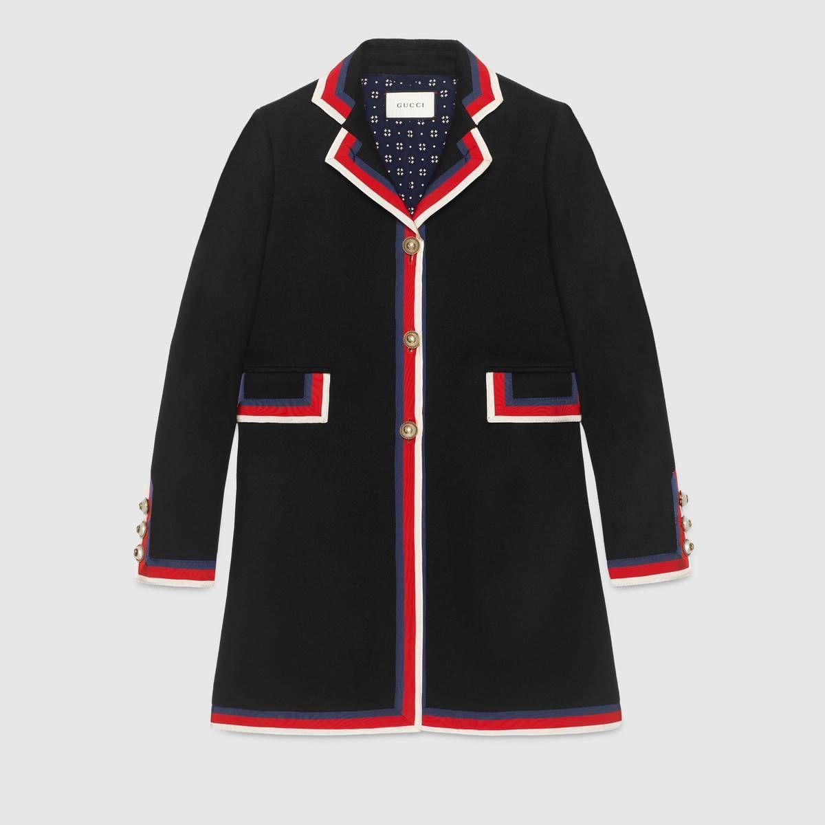 Urmysupercrush Hearts Gucci Coats For Women Wool Coat Women Ladies Coat Design [ 1200 x 1200 Pixel ]