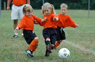 Youth Soccer Coaches Should Follow A Lesson Plan Youth Soccer Kids Soccer Coaching Youth Soccer