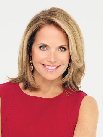 Katie Couric The Hollywood Reporter Hair Styles For Women Over 50 Womens Hairstyles Short Hairstyles For Women
