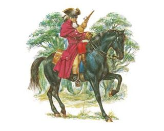 the highwayman. i love the imagery in this poem.