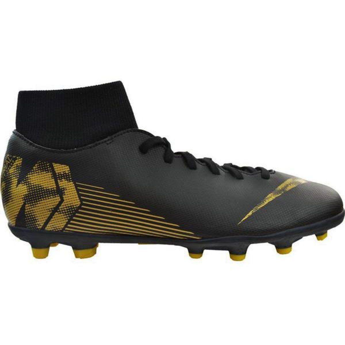 Buty Pilkarskie Nike Mercurial Superfly 6 Club Mg M Ah7363 077 Czarne Wielokolorowe Football Shoes Mens Football Boots Nike Shoes