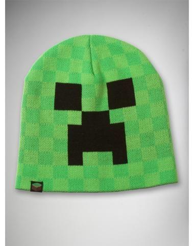 Minecraft Fae Green Beanie  1b12ff7d8af