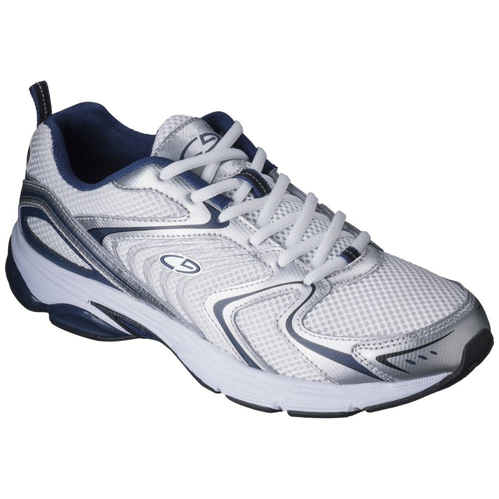 Men's Succeed Running Shoes White 10 C9