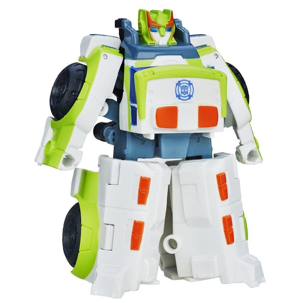 Figure 8 Cars For Sale: Playskool Heroes Transformers Rescue Bots Medix The Doc
