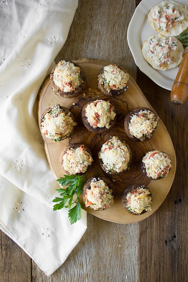 10 easy smallbite appetizers perfect for holiday parties with images  goat cheese stuffed