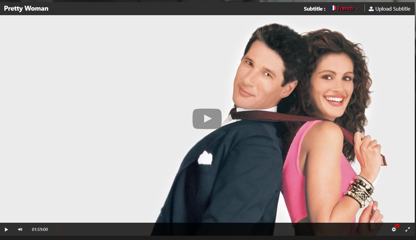 Hd Pretty Woman 1990 Film Complet En Francais In 2020 Pretty Woman Richard Gere Touchstone Pictures