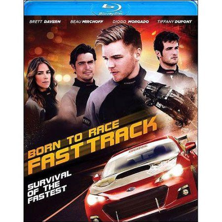 Born To Race: Fast Track (Blu-ray) (Widescreen)