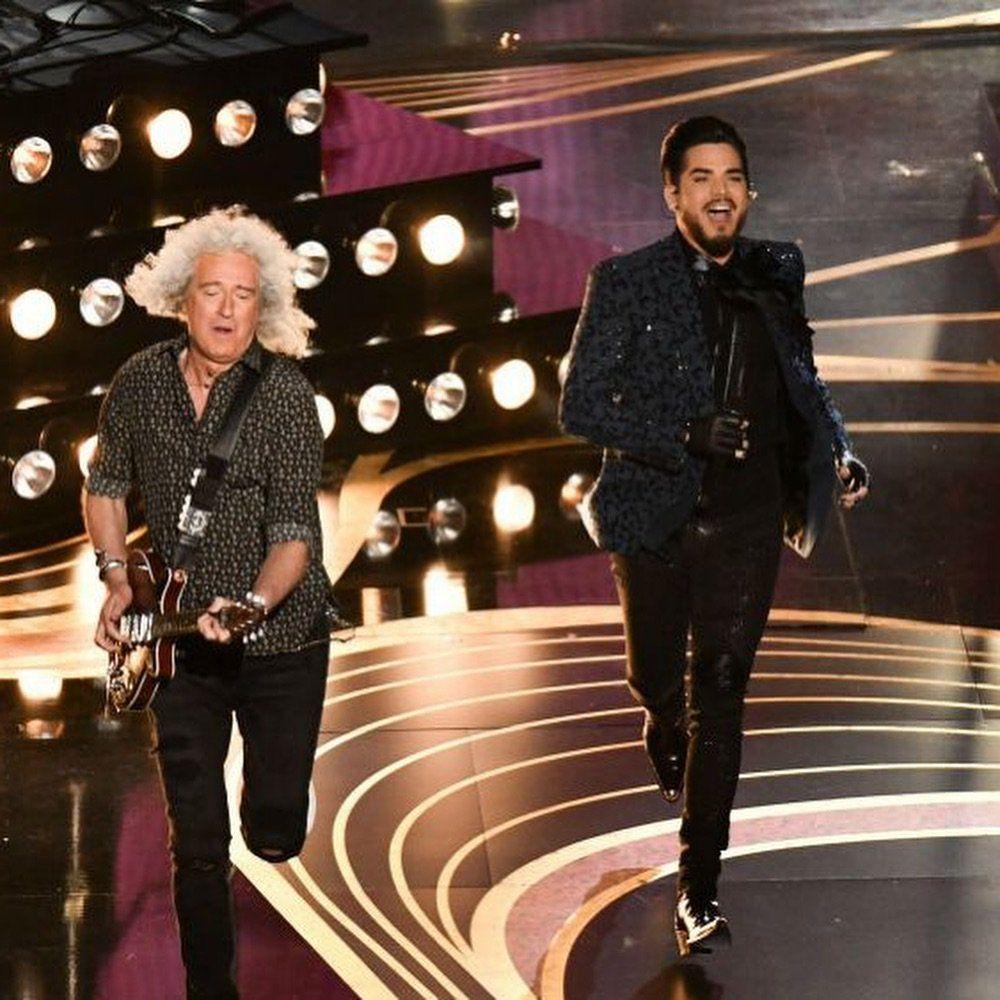 Twitter Adam Lambert Rupaul Freddie Mercury