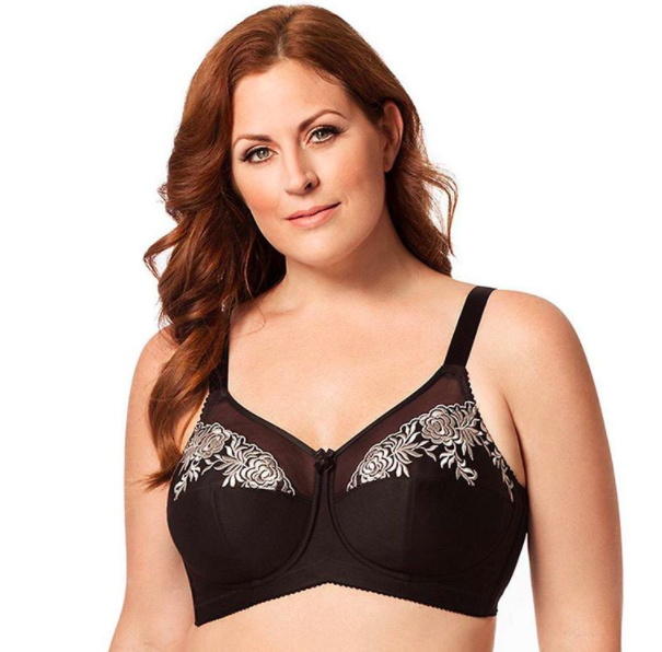 AAAAAAAAA cups comin' down the pike for Elila! Stay tuned for more gorgeous  bras