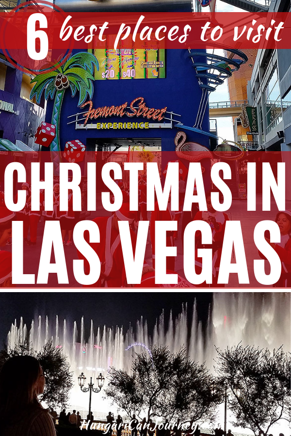 How To Get Your Christmas Spirit In Las Vegas