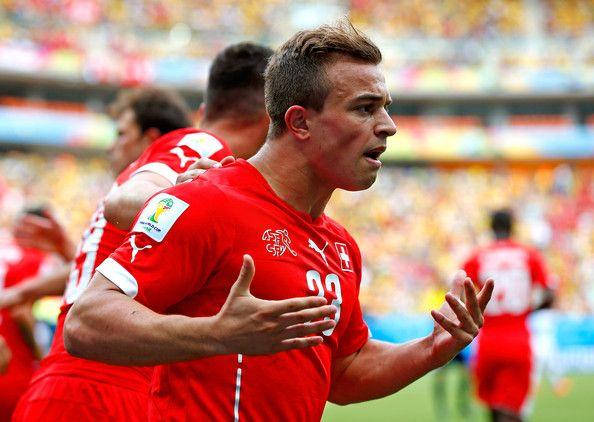 Xherdan Shaqiri Photos Photos Honduras V Switzerland Group E World Cup Fifa World Cup Switzerland