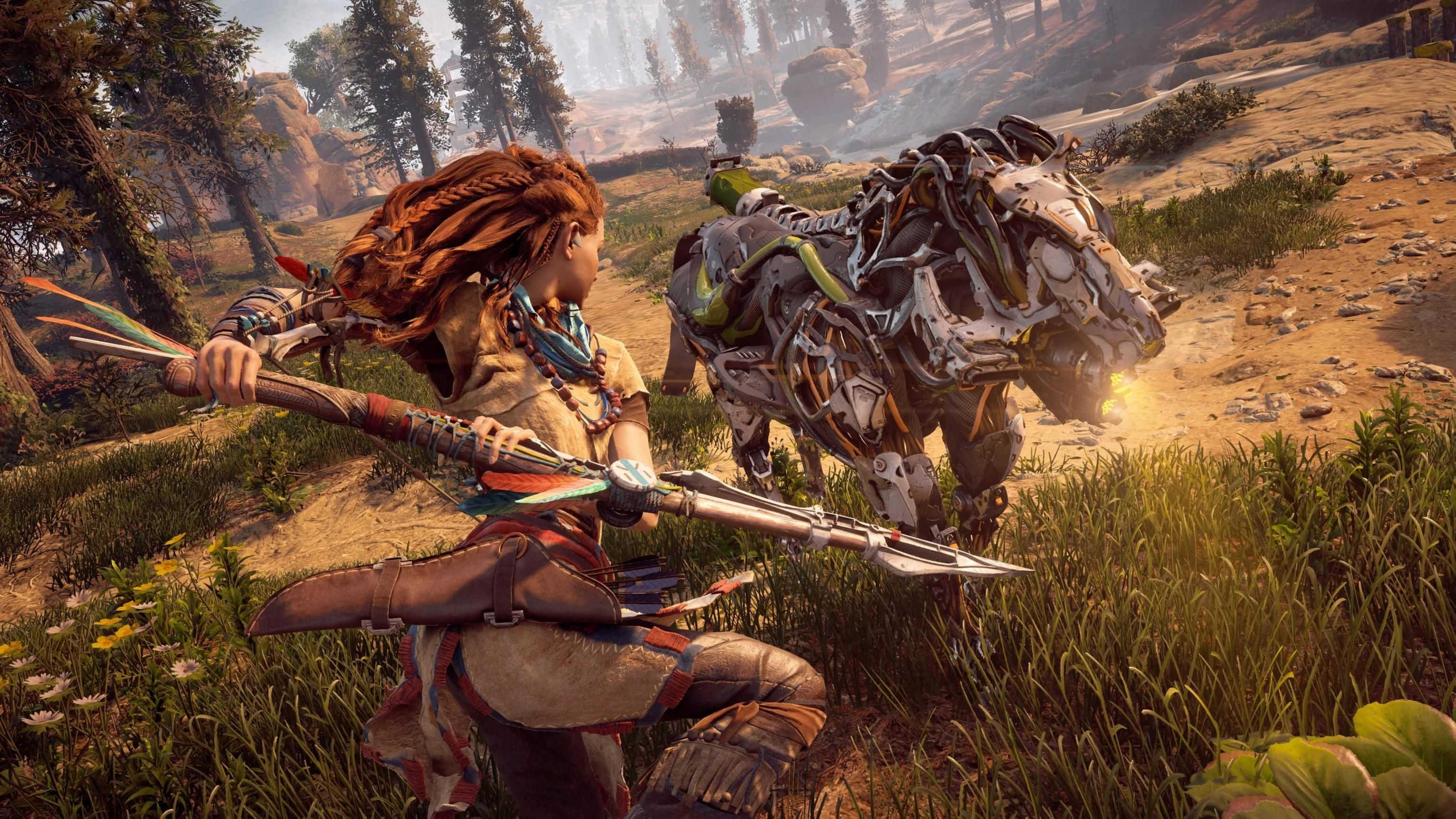 Screenshots Horizon Zero Dawn 1080p Ps4 Pro Screenshots Playstation4 Ps4 Sony Vid Horizon Zero Dawn Wallpaper Horizon Zero Dawn Horizon Zero Dawn Cosplay