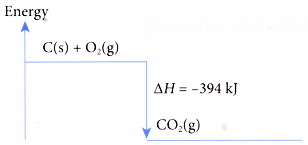 What Is The Heat Of Combustion A Plus Topper Whatisheatofcombustion Exothermic Reaction Energy C Heat Energy