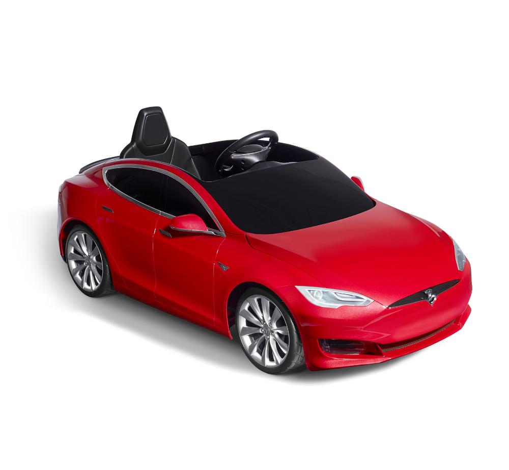 Cars for Girls Kids Luxury Tesla Model S for Kids