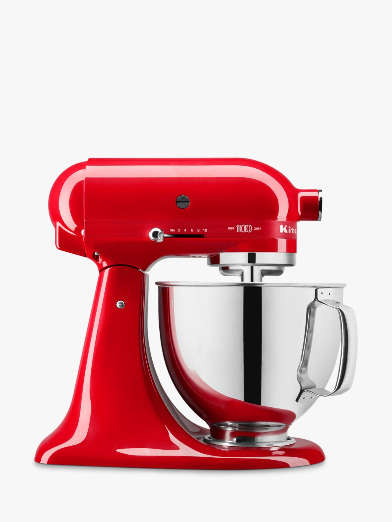 Kitchenaid Queen Of Hearts 5ksm180hbsd 4 8l Stand Mixer Red In