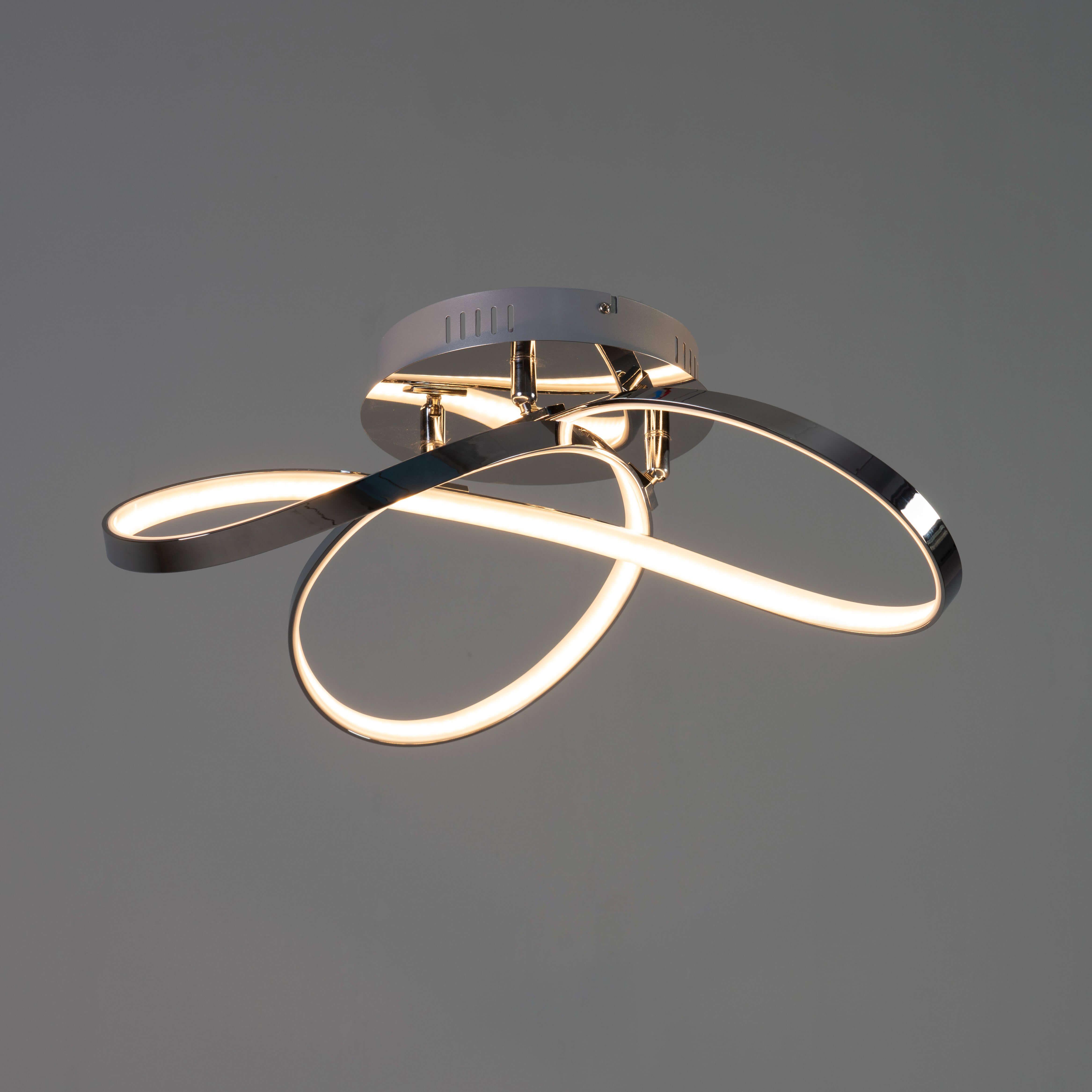 Plafonnier Led Acht Design Trois Boucles Plafonnier Led Design Plafonnier Led Plafonnier