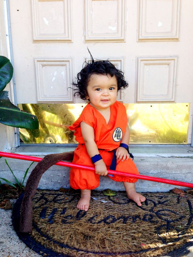 Final Fantasy Cosplay Costume Baby Costumes For Boys Baby Cosplay Goku Costume