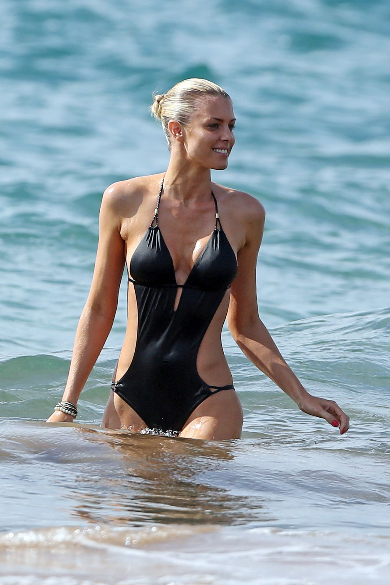 Paige Butcher in Swimsuit – Beach in Hawaii – April 2014   Models ...