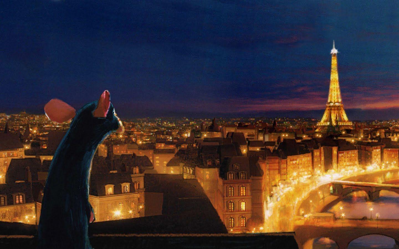 Pixar Wallpaper's Collection: The Art Of Ratatouille