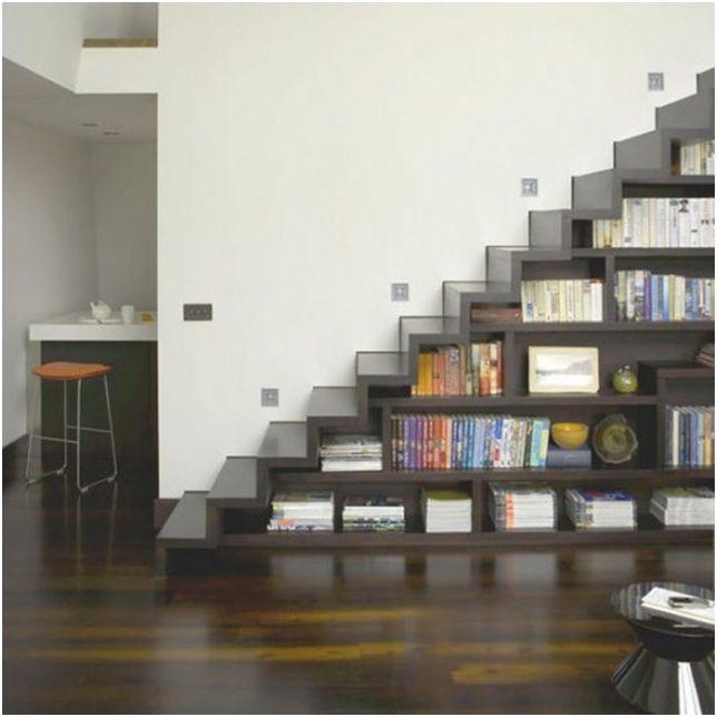Escaleras Para Librerias - Hogar Y Ideas De Diseño - Feirt.com