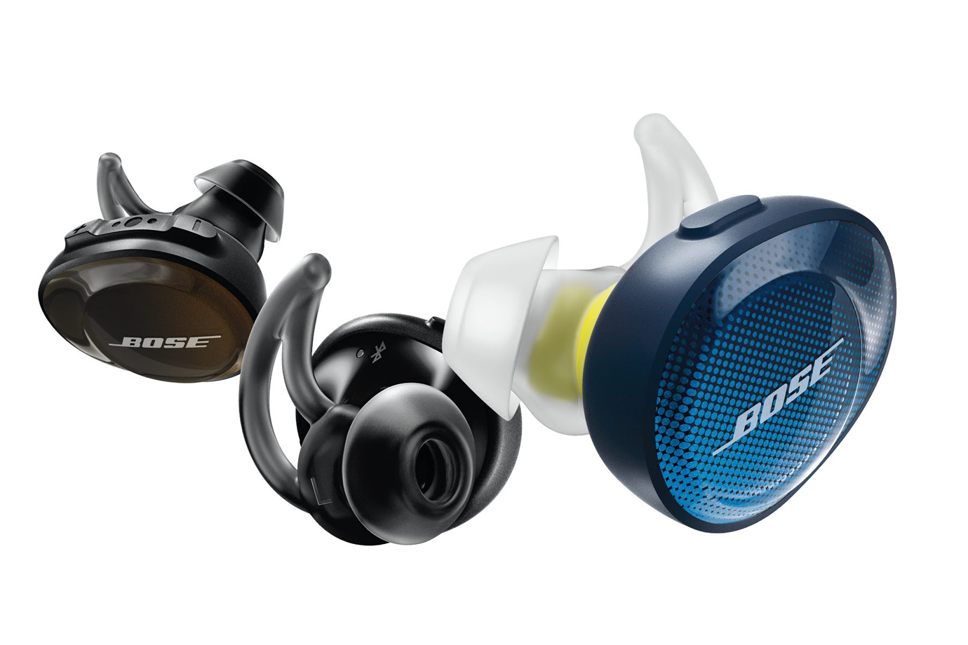 The 5 Best Truly Wireless Earbuds On The Market Right Now Headphones Wireless Earbuds Best In Ear Headphones