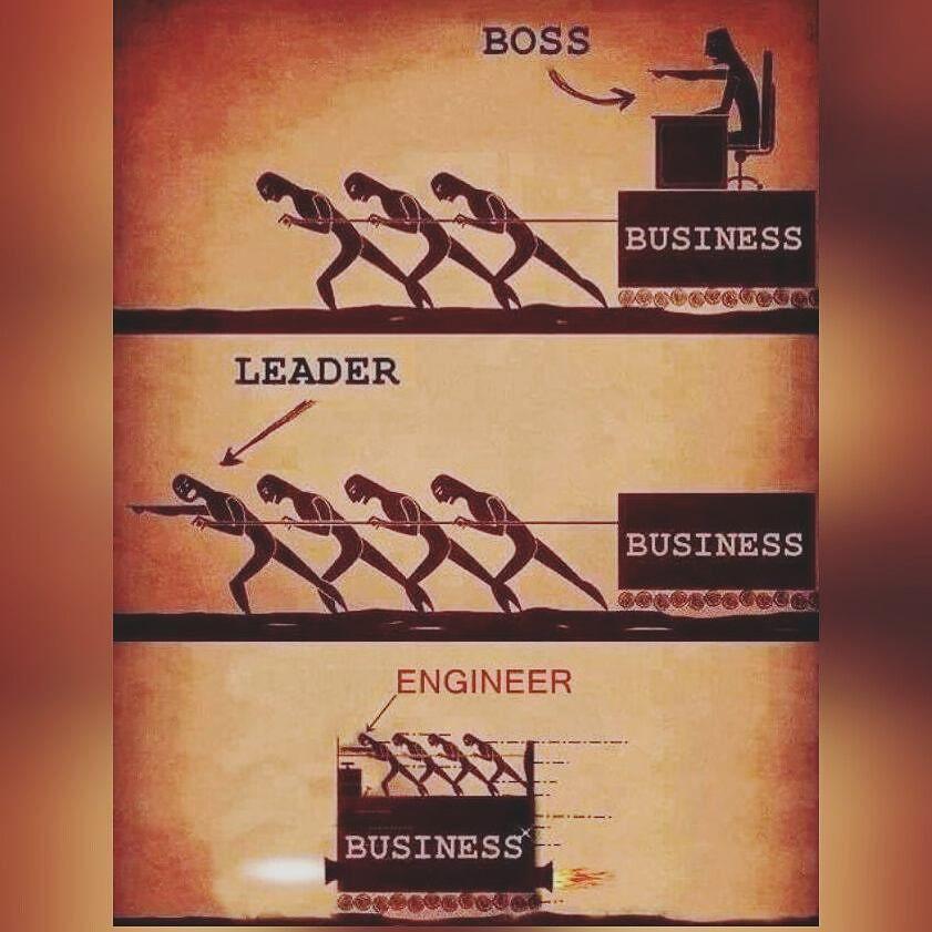 картинка это босс это лидер дайте рутине взять