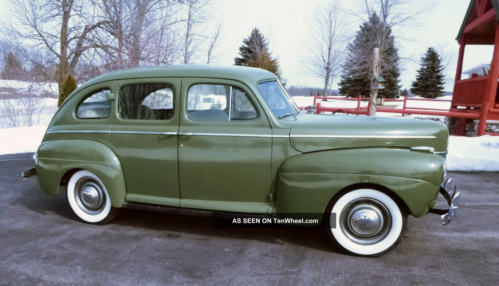 1941 ford deluxe 4 dr suicide doors gorgeous photos and info tenwheel