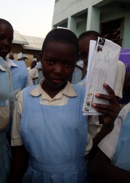 Sponsoring A Child For Christmas