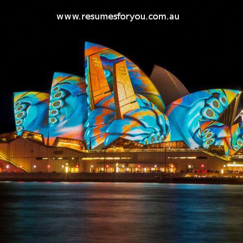 We Hope You Are Enjoying Sydney Vivid Festival. Www