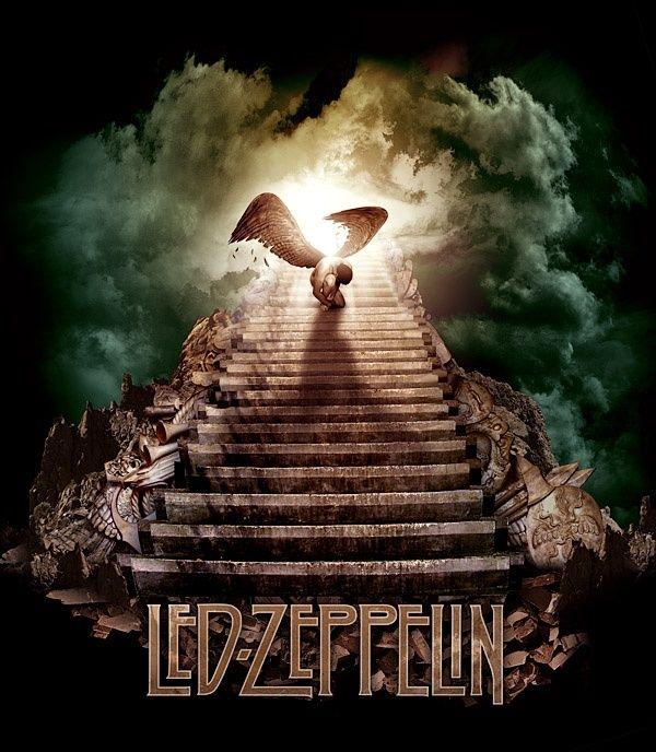 Led Zeppelin -Stairway to heaven-