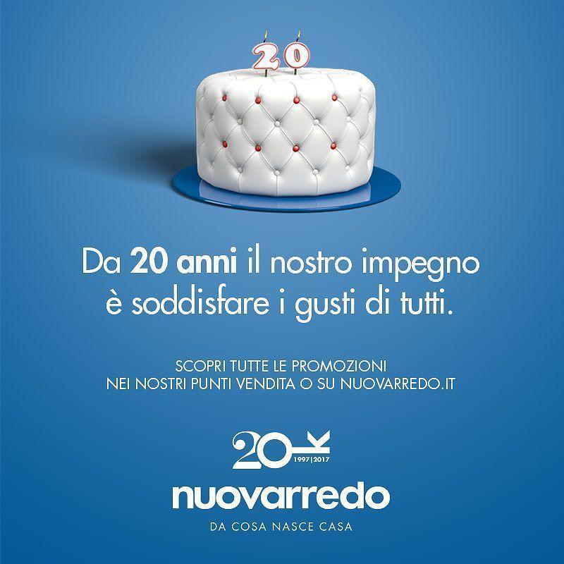 Campagna NUOVARREDO firmata Stailfab #nuovarredo #20anni ...
