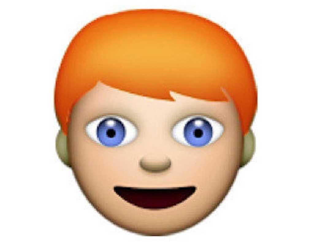 Redheads Are Petitioning Apple For Their Own Emoji Business Insider World Emoji Day Emoji Emoji Set