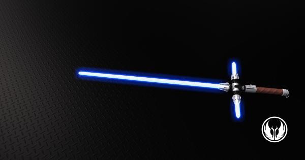 Adaptive Saber Parts Lightsaber I Have Constructed My Saber And The Crystals Are Red And Deep Blue Star Wars Light Saber Star Wars Images Lightsaber