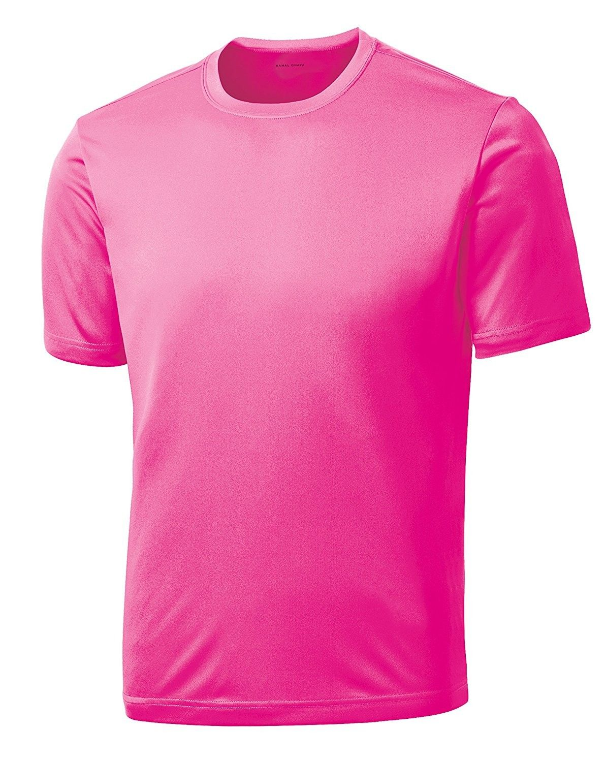 7856d5d2 Men's Clothing, Active, Active Shirts & Tees,Men's Dri-Cool Athletic  Performance Tee Shirt - Neon Pink - CH12FCD7GJJ #Fashion #Active #men  #shopping #style ...