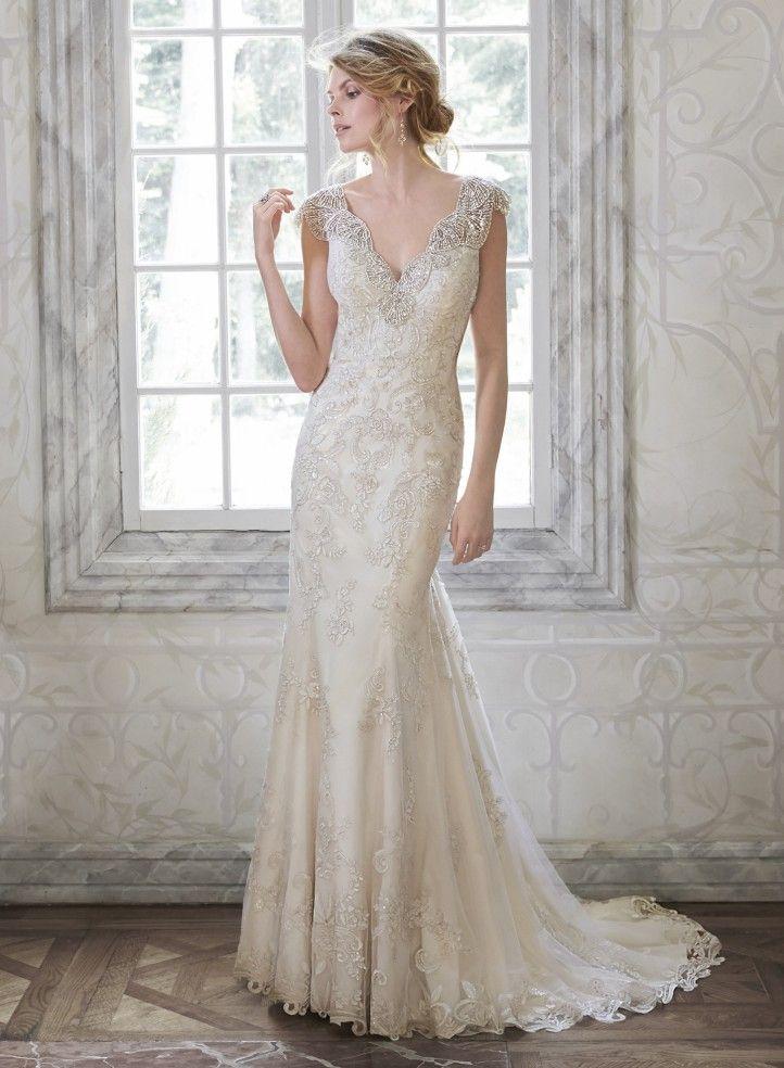 Výprodej svatebních šatů Elison #svatebnisaty #weddingdress #maggiesottero #elison #vyprodej #svatebnisalonmaggie #svatba_maggie