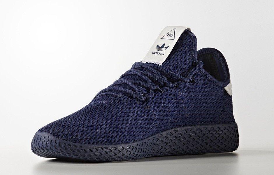 1025aa04d Pharrell Williams X Adidas Tennis Hu Solids Release Date September 8