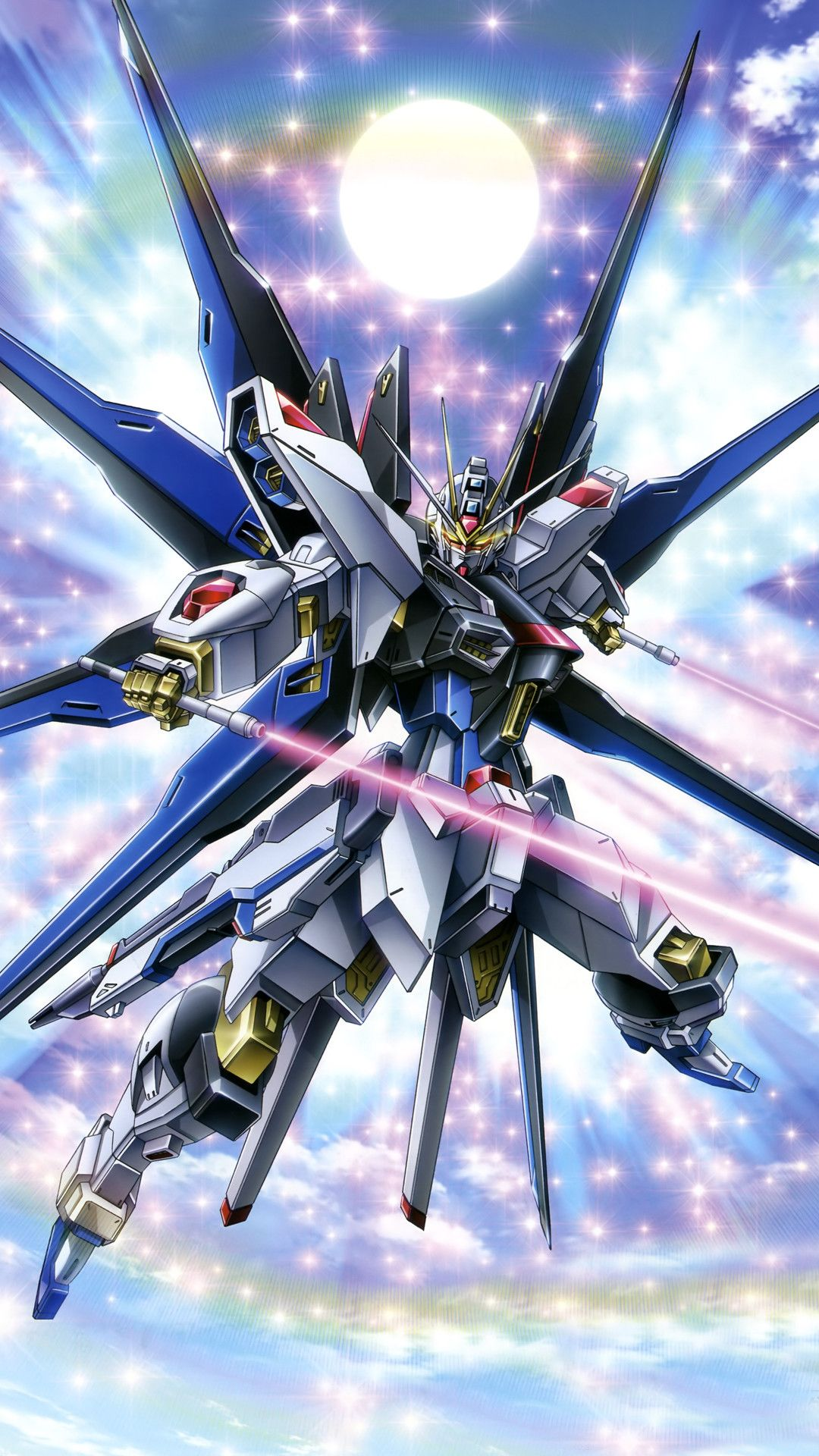 Res 1080x1920, Gundam HD Wallpapers in 2020 Gundam